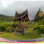 LAMBAH TARUKO - Destinasi tour wisata Sumbar favorit disekitar Bukittinggi -Travel liburan di Sumatera Barat