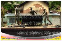 Lobang Tambang Batu bara Mbah Suro - Destinasi tour wisata Sumbar favorit disekitar Sawahlunto - Travel liburan di Sumatera Barat
