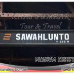 Museum kereta api Mak Itam - Destinasi tour wisata Sumbar favorit disekitar Sawahlunto - Travel liburan di Sumatera Barat