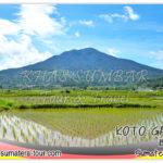Nagari KOTO GADANG - Destinasi tour wisata Sumbar favorit disekitar Bukittinggi - Travel liburan di Sumatera Barat