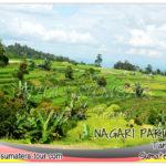 Nagari PARIANGAN - Destinasi tour wisata Sumbar favorit disekitar Batusangkar Tanah Datar Travel liburan di Travel Sumatera Barat