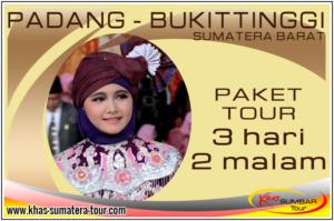 Paket Tour Padang Sumbar 3d2n Bukittinggi - Travel Wisata Sumatera Barat 3 hari 2 malam
