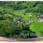 Panorama Sungai Landia - Destinasi tour wisata Sumbar favorit disekitar Bukittinggi - Agam - Travel liburan di Sumatera Barat