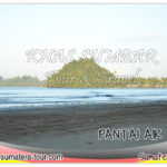 Pantai Air Manis - Batu Malin Kundang - Destinasi tour wisata Sumbar favorit disekitar Padang - Travel liburan di Sumatera Barat