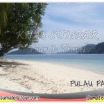 Pulau Pagang - Destinasi tour wisata Sumbar favorit disekitar Padang - Travel liburan di Sumatera Barat