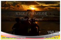 Taplau (Pantai Padang) - Destinasi tour wisata Sumbar favorit disekitar Padang - Travel liburan di Sumatera Barat